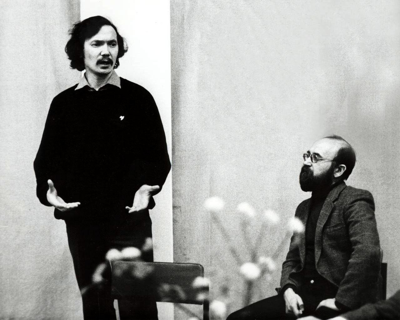 Андрей Борисов и Геннадий Сотников